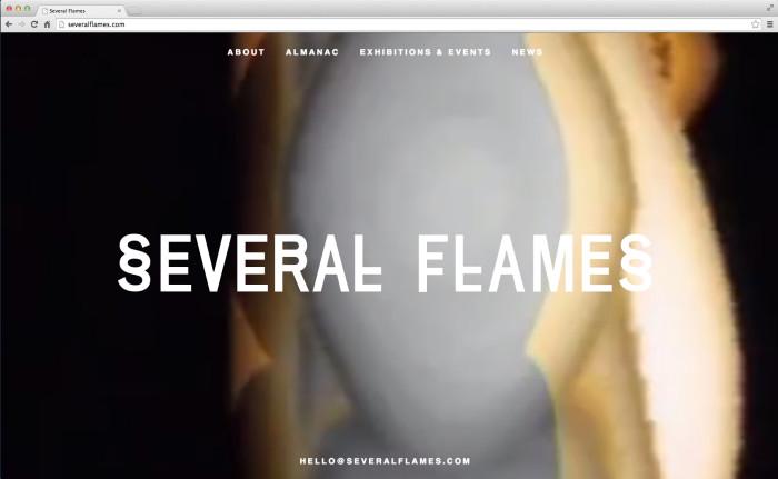 Several flames web 2